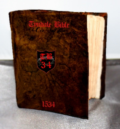 william tyndale bible 1534